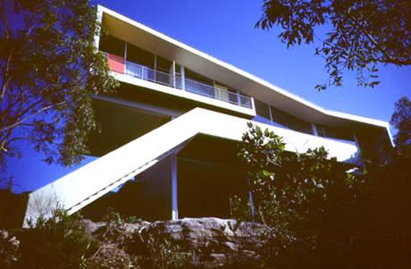 Meller House Castlecrag Sydney