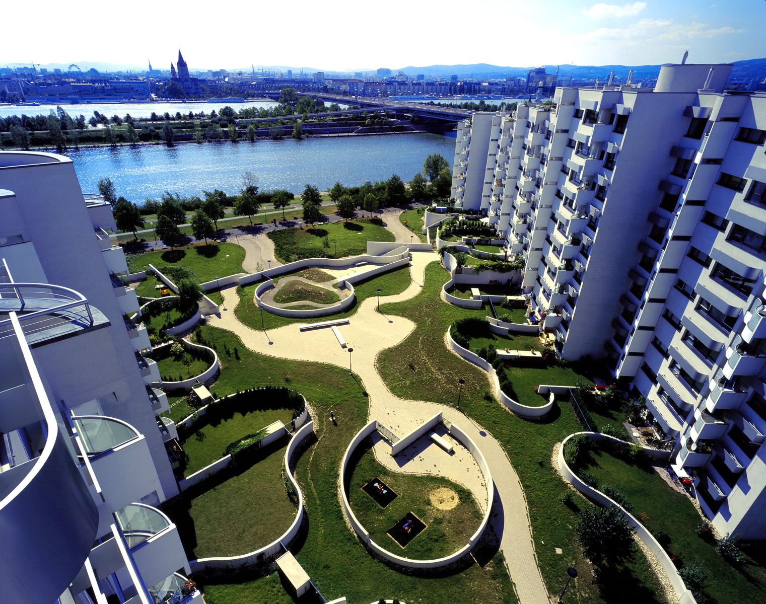 Wohnpark Neue Donau