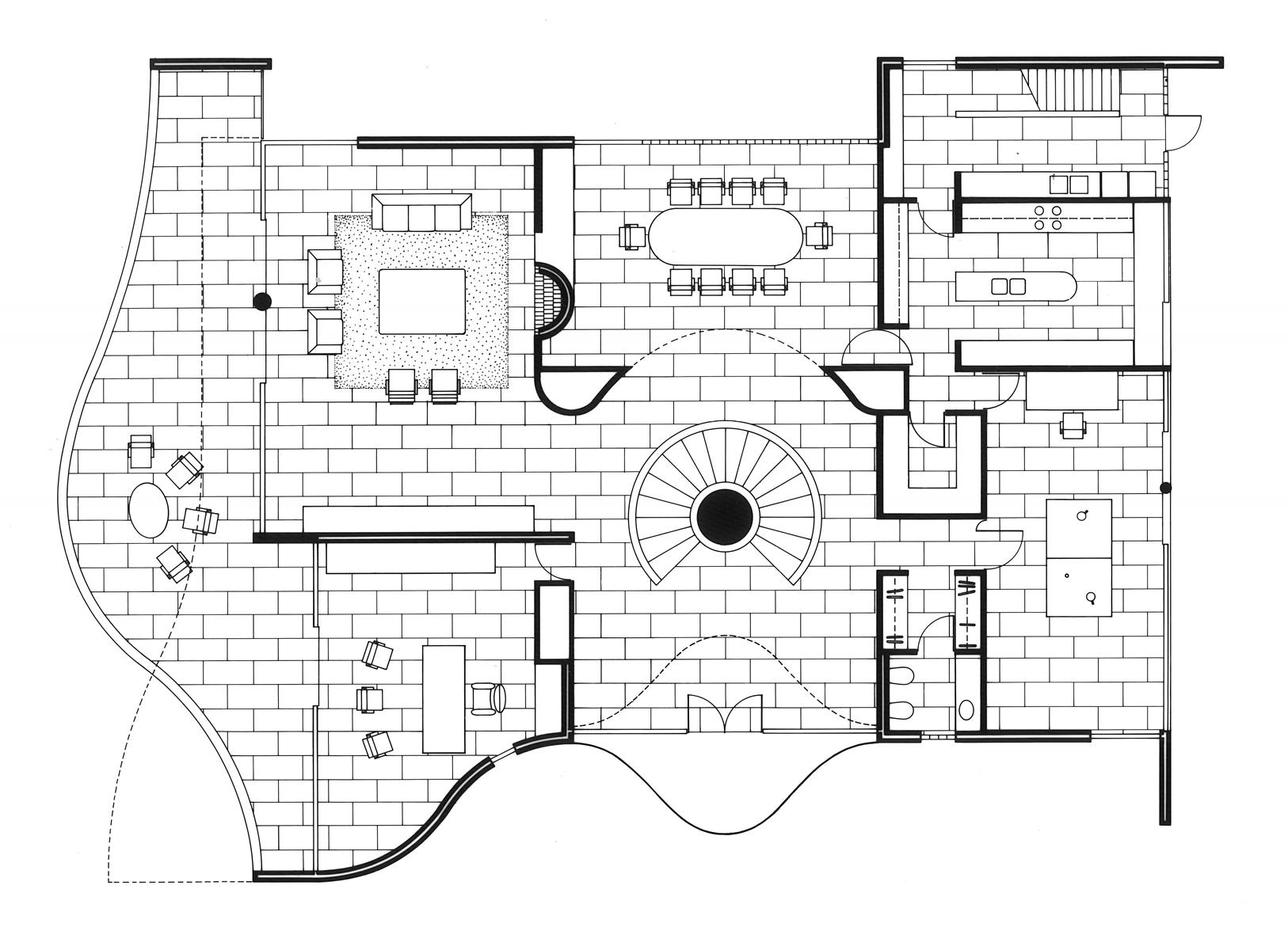 Harry Seidler Amp Associates Hamilton House