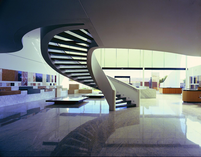 Harry Seidler Amp Associates Arca Showroom