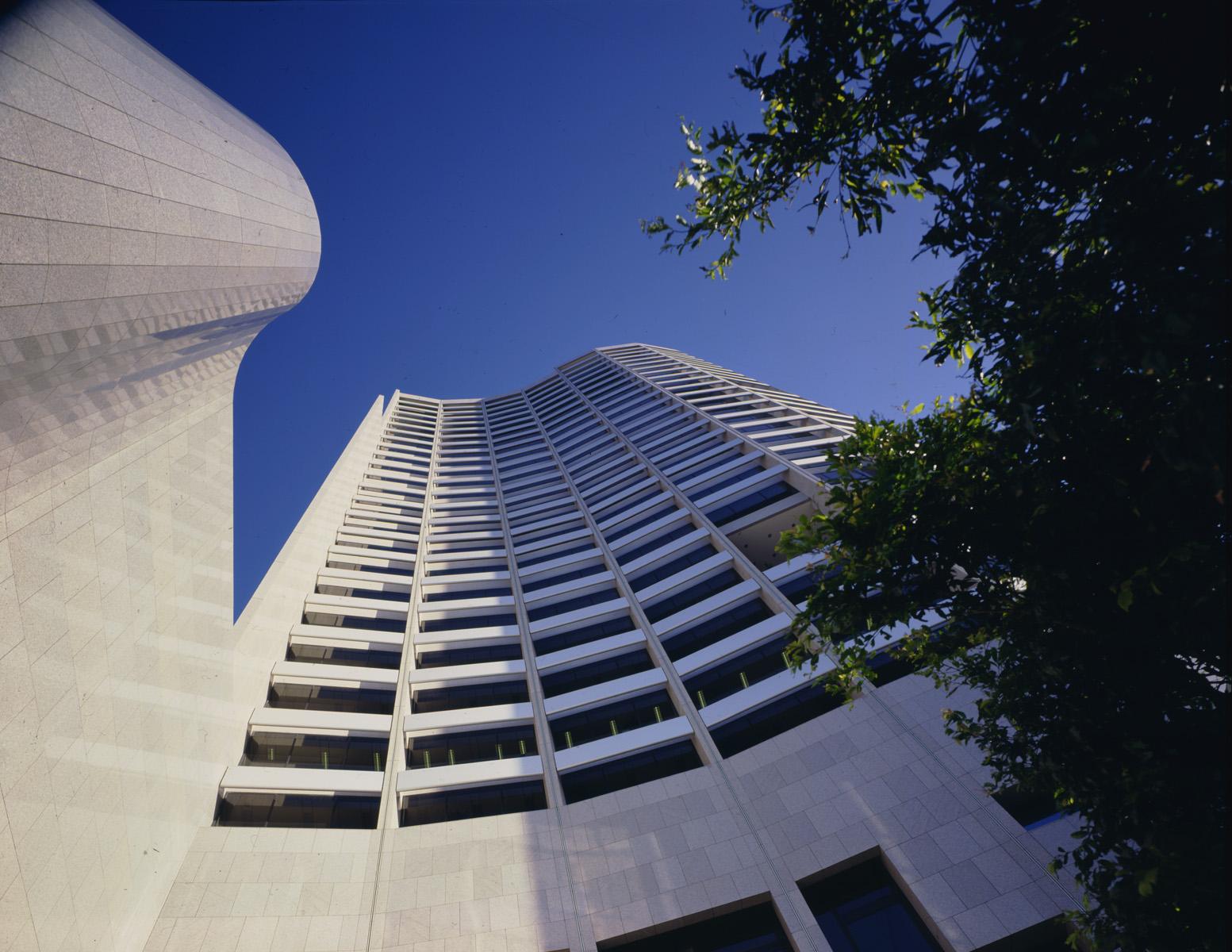 Harry Seidler & Associates: Shell Headquarters