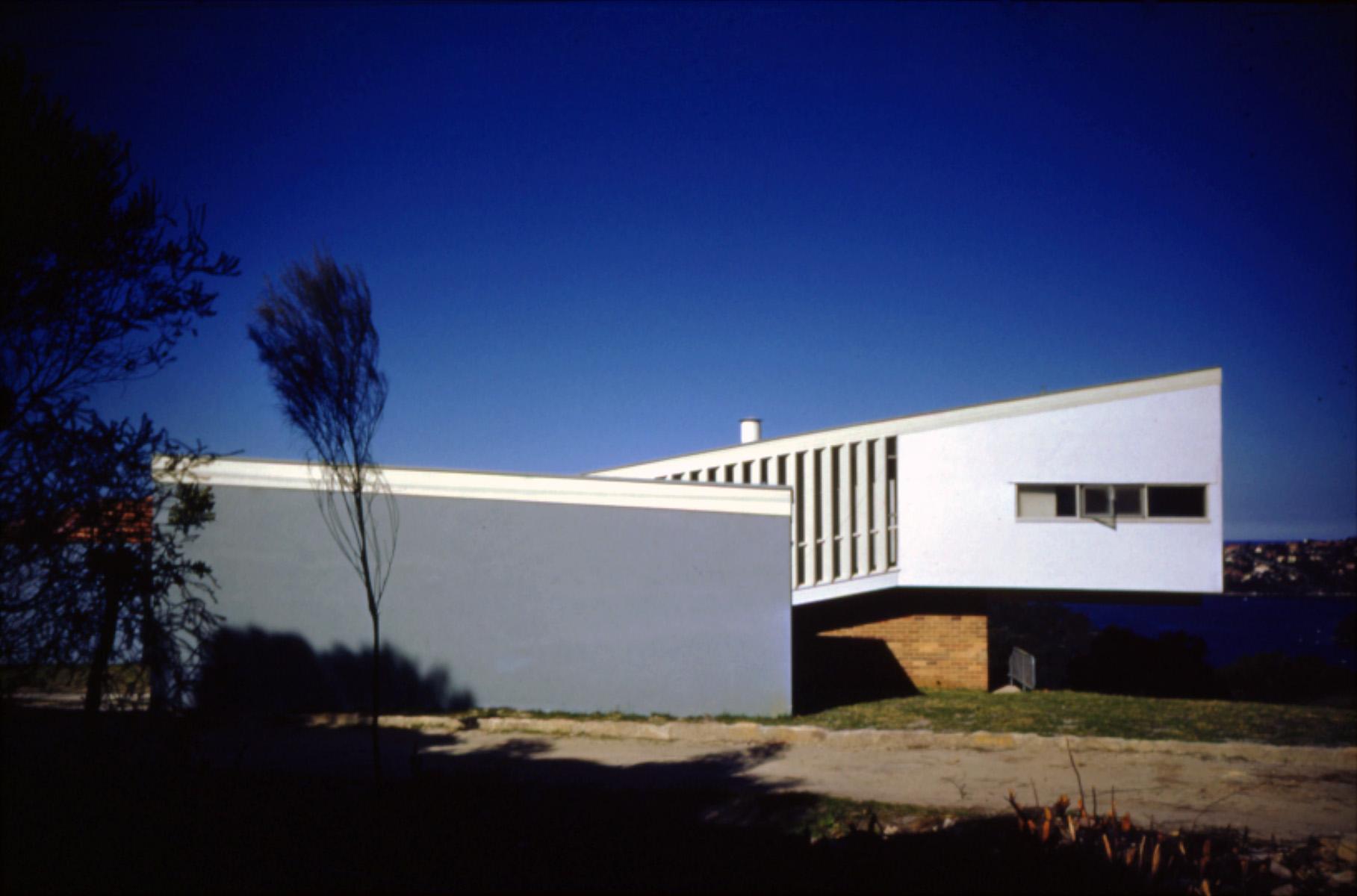 Harry Seidler Amp Associates Meller House