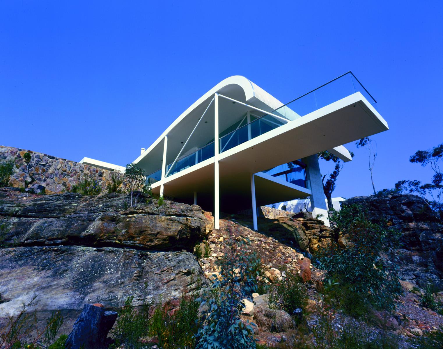 Harry Seidler Amp Associates Berman House