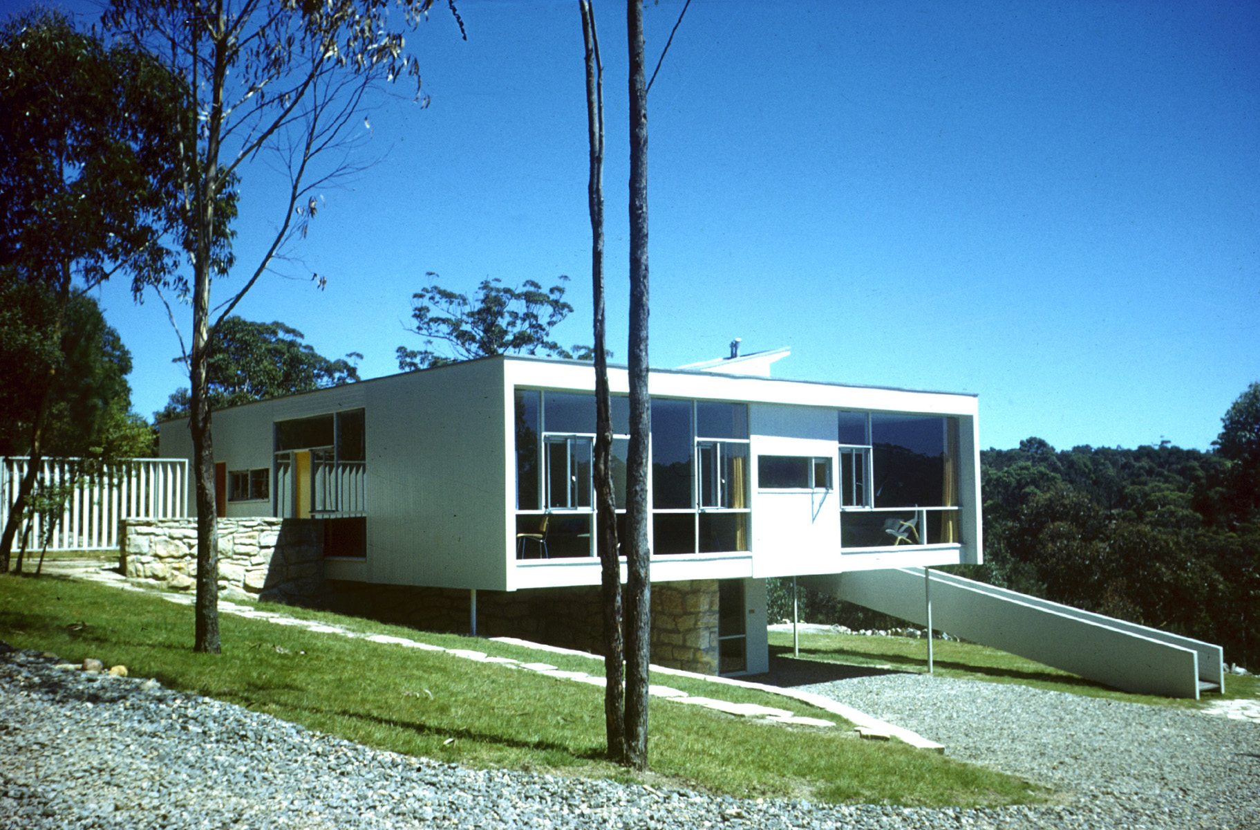 Harry Seidler Amp Associates Rose Seidler House