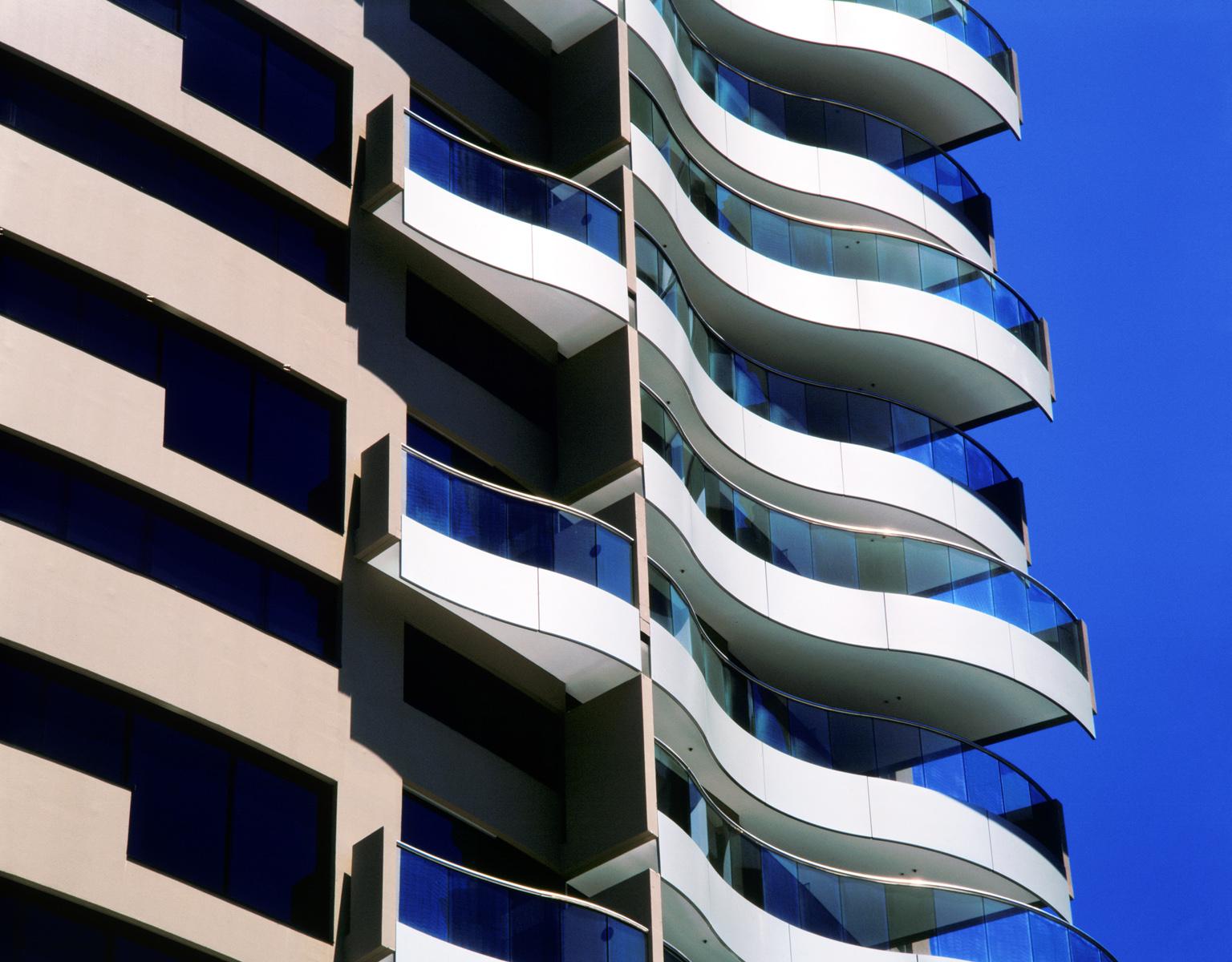 Harry Seidler Amp Associates Cove Apartments