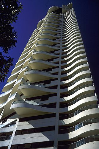 Harry Seidler Amp Associates Horizon Apartments