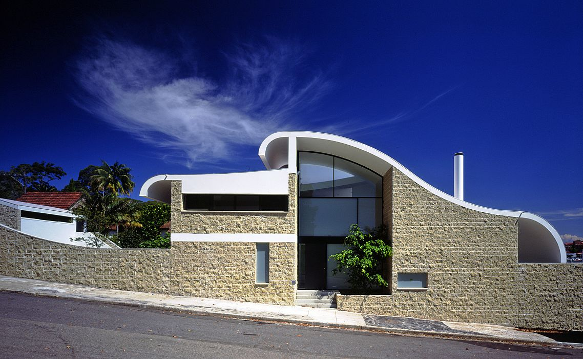 Harry seidler associates houses for Design house architecture hamilton
