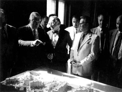 Wohnpark Neue Donau, Kunstlerhaus, Vienna, 1994, 