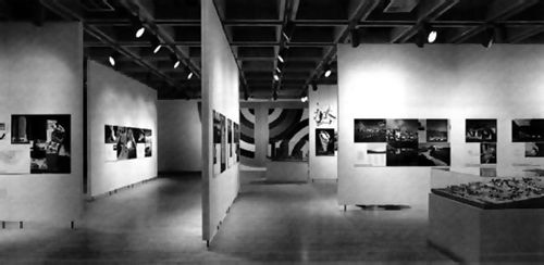 Art Gallery of New South Wales, Sydney, 1985