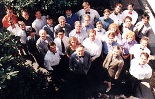 Harry Seidler & Associates - Team